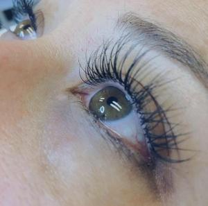 June Lash Extensions and Facial Special
