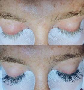 Bellissimo offers lash extensions in Pittsburgh