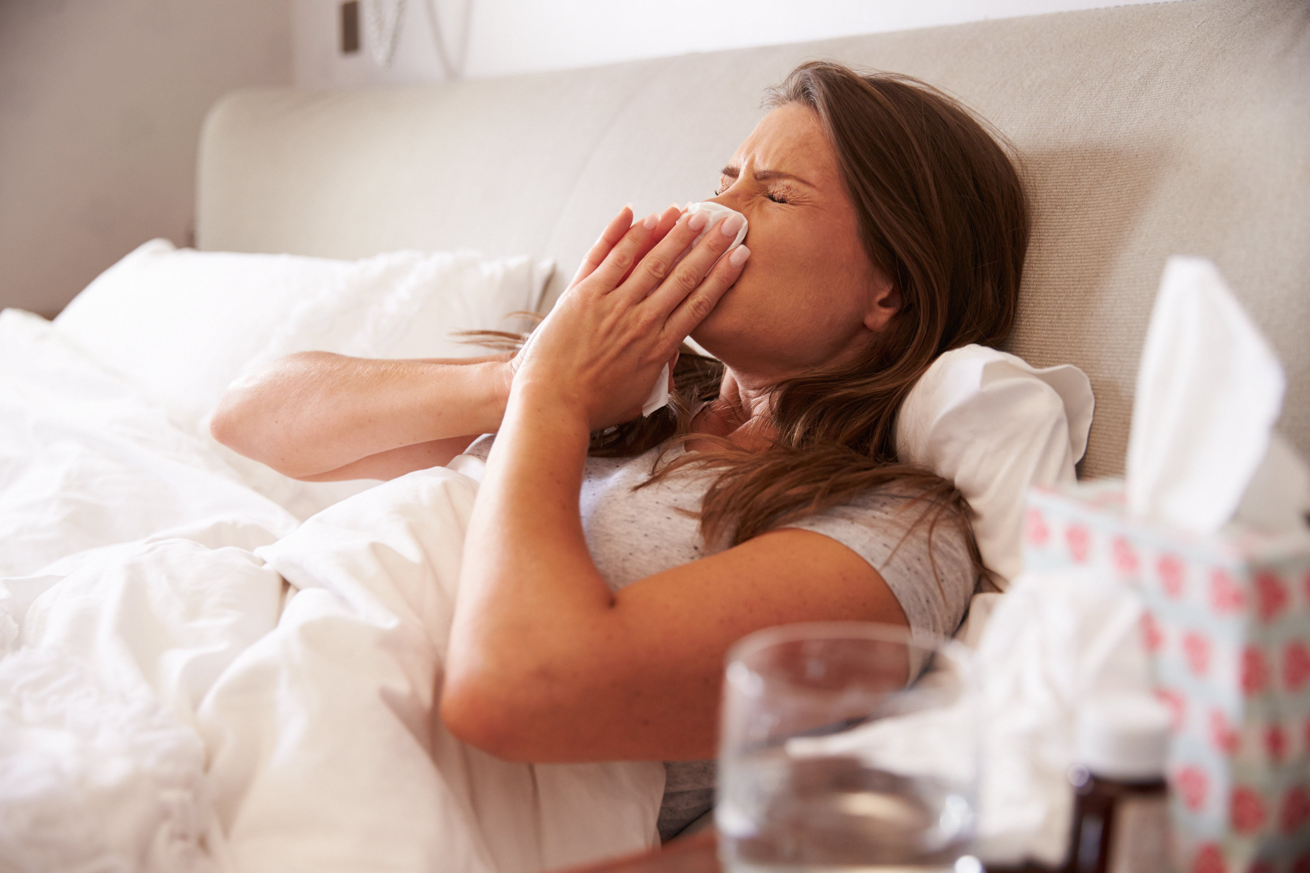 Cold and Flu Season: Kick Being Sick