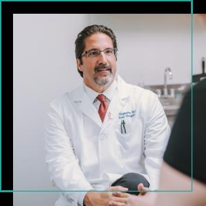 Dr. Jeffrey Antimarino Consulting Patient
